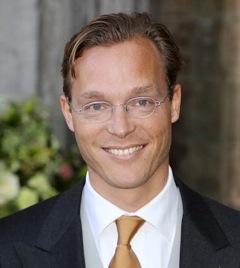 H.R.H. Prince Jaime de Bourbon de Parme - RMF Advisory Council Chariman